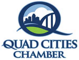 Quad Cities Chamber of Commerce logo