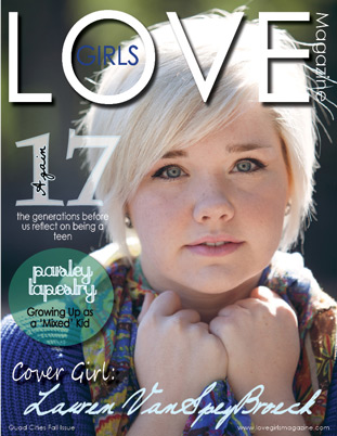 Image representing Fall 2014 cover of Love Girls QC