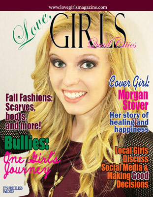 Image representing Fall 2013 cover of Love Girls QC