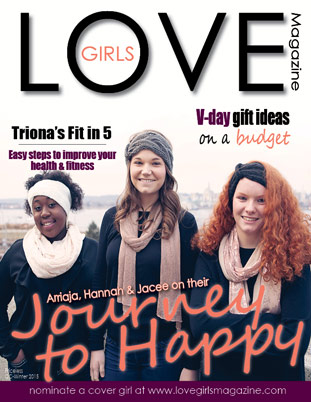 Image representing Winter 2015 cover of Love Girls QC